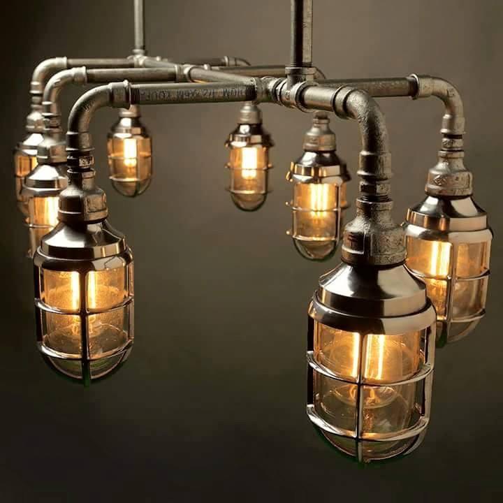 Se il vostro stile è Steampunk non possono mancare nella vostra casa le decorazioni steampunk con i gadget e accessori roccamboleschi.