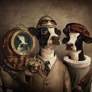 quadro steampunk