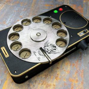 telefono steampunk
